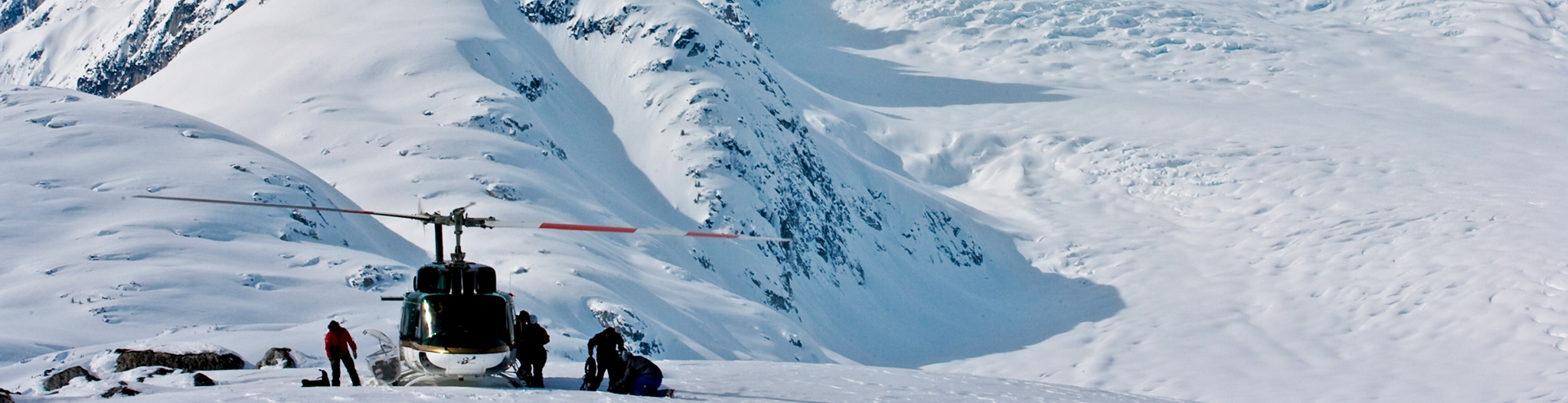 Skyline Helicopters heli skiing holidays Yellow Cedar Lodge Kelowna Terrace BC