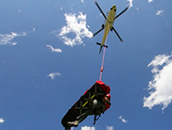 Skyline Helicopters heli skiing holidays hydro forestry tours Kelowna Terrace BC Search Rescue