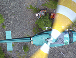 Skyline Helicopters heli skiing holidays hydro forestry tours Kelowna Terrace BC Seismic Oil & Gas